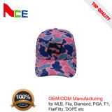 Guangzhou Hats Factory Custom Cotton 3D Embroidery Wholesale Sport Baseball Cap