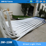 Hot in 2020 Galvanized Steel Curved Light Pole Price