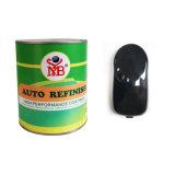 Epoxy Primer Car Coating Repair Anti Rust Paint Auto Refinish Black Primer