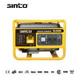 Outdoor Using 1-4kw Small Portable Gasoline Generator Silent Gas Petrol Generator
