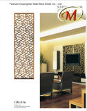Stainless Steel Screen Guardrail for Television Wall (Snowflake Pattern)