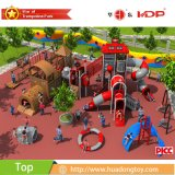 Competitive Price Kindergarten Outdoor Play Center