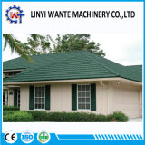 Beautiful Appearance Stone Coated Metal Bond Roof Tile