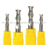 CNC Machine Carbide Milling Cutters for Aluminum Alloy