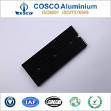 Aluminum Thermal Heat Sink with Black Anodized