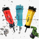Construction Machinery Parts Long Service Time Hydraulic Breaker