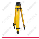 Topcon Wooden Tripod Aluminum Tripod for Total Station