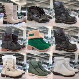 fashion Shoes Lady′s Leather Boots for Sale