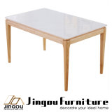 Modern Solid Wooden Furniture Contemporary Restaurant Sets Hotel Bar Table for Dining Room