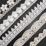 Wholesale High Quality Cotton Crochet Lace for Home Textile
