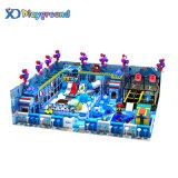 Ocean Theme Play World Indoor Playground Structure Park