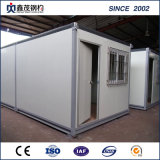 Prefabricated Mobile Flat Pack Container House for Shorter-Time