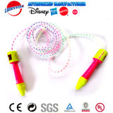 New Plastic Trolls Colorful Skipping Rope for Girl with En71