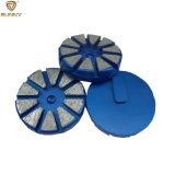 3 Inch 10 Segments Diamond Grinding Wheel for Husqvarna Machine