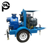 6 Inch Diesel Engine Self-Priming Centrifugal Sewage Pump