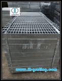 Hot DIP Galvanized Q235 Steel Grating for Industry Platform