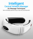 Factory Direct Price Electric Neck Massager 6 Modes Power Control Far Infrared Heating Pain Relief Tool Health Care Relaxation Machine