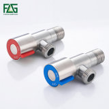Flg Mixer Cold and Hot Valve Chromed Angle Valve