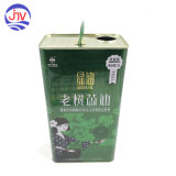 5L Metal Tin Cans packaging for Olive Oil