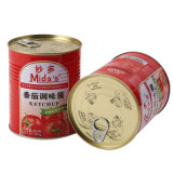 Tomato Paste in Canned Tin 850gr Best Fresh Tomato Sauce