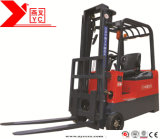 Manufacture 3 Ton Forklift Price 3-Wheels Electric Lift Truck Car