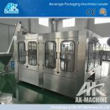 Mineral Water Plant Production Line Bottle Washing Filling Capping Labeling Packing Machine