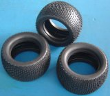 High Abrasion Resistance Rubber Tyre Truck Tyre for Auto Parts