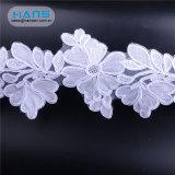 Hans Cheap Promotional Wholesale Garment Accessories Peach Lace Fabric