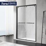Bathroom Household Stainless Steel Tempered Glass Two Sliding Shower Room