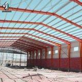 Cheap Metal/Steel Industrial Warehouse Prefabricated Building Multi Storey