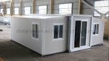 China Factory 20FT Folding 3 In 1 Expandable Container Granny House