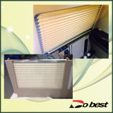 Electrical Automatic Bus Folding Curtain