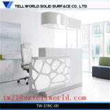 Modern SPA Counter Table Front Desk White SPA Reception Desk