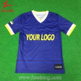 Any Color Printed T-Shirt with Full Sublimation Printing for Traing Wear
