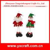 Christmas Decoration (ZY16Y105-1-2 33CM) Attractive Christmas Decoration Felt