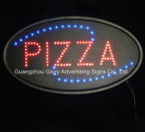 LED Pizza Sign/Program LED Open Sign/LED Lighting Sign