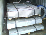 Z100 Galvanized Steel Sheet for Appliances with Skinpassed