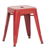 Metal Bar Replica Xavier Pauchard Powdercoated Tolix Stool (FS-B501-1)