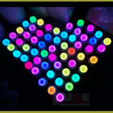 LED RGB Light Base with Rechargeable Battery and with Remote Control