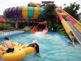 Aqua Park Big Scale Rafting Slide