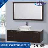 High Quality Melamine Single Bathroom Vanity with Mirror