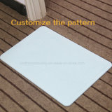 Anti Mildew Diatomite Mat Green Color