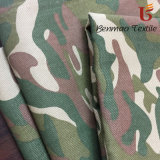 Camouflage Print Cotton Twill for Garment/ 21s Cotton Twill Fabric