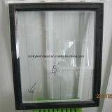 18mm Igu Double Glazing Freezer Refrigerator Showcase Glass Door with Aluminium and PVC Frame and Heating Glass