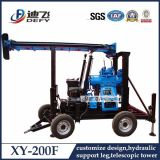 Good Use 200m Portable Drilling Rig Price