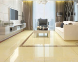 Polished Porcelain Tile with Yellow Pulati Pattern