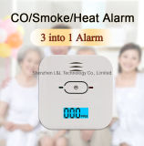 Best Price Fire Alarm Smoke and Co Detector with Alkaline Batteries