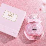 Private Label Luxury Floral 50ml Women Perfume Lady Fragrance Perfume
