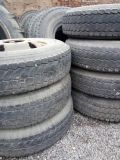 Used Truck Radial 1100r20