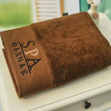 Wholesale Embroidery Towels SPA Bath Towel Luxury Hotel 100%Cotton